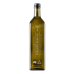 1 Litre bottle of Francesco Olive Oil