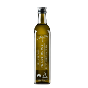 500ml bottle of EVOO