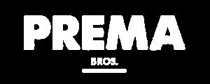 Prema Bro logo white