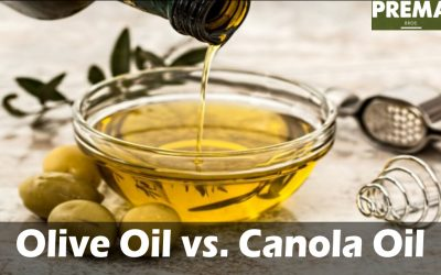Olive Oil vs. Canola Oil- Which one is healthier